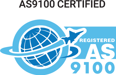 AS9100 Certified lgo
