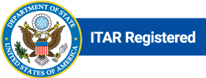 ITAR Registered logo