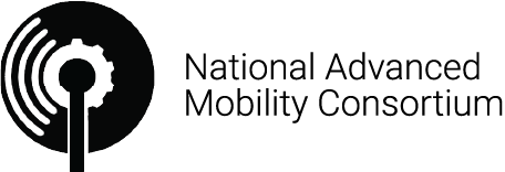 National Advanced Mobility Consortium logo