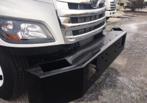 Front Bumper Assembly (Commercial Aircraft Food Service Truck)