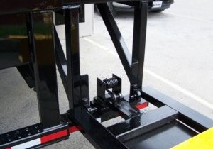 Casket Lift Assembly (Box and Body Truck)