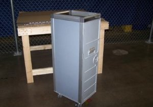 Food Service Cart Assembly (Commercial Aircraft)